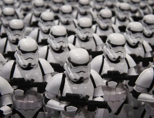 Cinq leçons de management de Star Wars