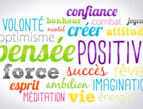 Voir la vie du bon côté grâce à la pensée positive