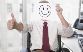 optimiste niveau de stress